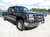 2003 Dark Gray Metallic Chevrolet Silverado 2500HD LS Crew Cab #54577559
