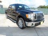 2011 Ebony Black Ford F150 XLT SuperCrew #54577553