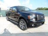 2011 Ebony Black Ford F150 FX2 SuperCrew #54577551