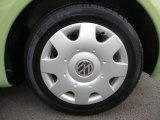 Volkswagen New Beetle 2001 Wheels and Tires