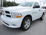 2012 Dodge Ram 1500 Express Regular Cab Data, Info and Specs