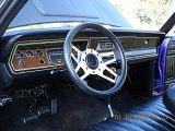 Plymouth Duster Interiors
