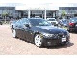 2008 Black Sapphire Metallic BMW 3 Series 335i Convertible #54630855