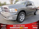 2012 Mineral Gray Metallic Dodge Ram 1500 Big Horn Crew Cab #54630544