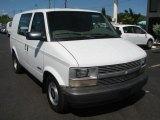 1998 White Chevrolet Astro Cargo Van #54631078