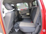 2012 Dodge Ram 1500 Big Horn Crew Cab Dark Slate Gray/Medium Graystone Interior
