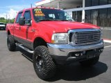 2003 Ford F350 Super Duty FX4 Crew Cab 4x4 Data, Info and Specs