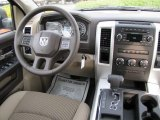 2012 Dodge Ram 1500 Big Horn Crew Cab Dashboard