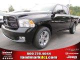 2012 Black Dodge Ram 1500 Sport Quad Cab #54630534