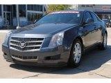 2009 Thunder Gray ChromaFlair Cadillac CTS Sedan #54630809