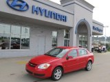2007 Victory Red Chevrolet Cobalt LT Sedan #54630504
