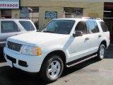 2004 Oxford White Ford Explorer XLT 4x4 #54631049