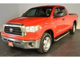 2007 Radiant Red Toyota Tundra SR5 TRD Double Cab #54631044