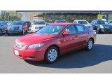 2008 Barcelona Red Metallic Toyota Camry Hybrid #54630792