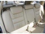 2009 Honda CR-V EX-L 4WD Ivory Interior