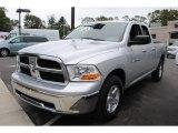 2011 Mineral Gray Metallic Dodge Ram 1500 SLT Quad Cab 4x4 #54631001