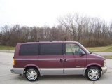 1997 Cyclamen Purple Metallic Chevrolet Astro LT AWD Passenger Van #5428557
