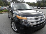 2011 Ebony Black Ford Explorer XLT #54630729