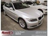 2011 Titanium Silver Metallic BMW 3 Series 328i Sedan #54630703
