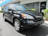 2009 Crystal Black Pearl Honda CR-V EX #54630385