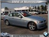 2008 Titanium Silver Metallic BMW 3 Series 335i Coupe #54630685