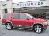 2003 Redfire Metallic Ford Explorer XLT 4x4 #54630921