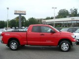 2011 Radiant Red Toyota Tundra TRD Double Cab 4x4 #54630658