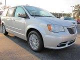 2012 Chrysler Town & Country Bright Silver Metallic