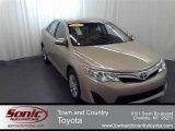 2012 Sandy Beach Metallic Toyota Camry LE #54684111