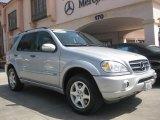 2002 Mercedes-Benz ML 500 4Matic
