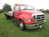 2007 Ford F650 Super Duty XLT Regular Cab Pro Loader Truck Data, Info and Specs