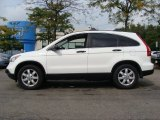 2008 Taffeta White Honda CR-V EX 4WD #54684374