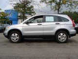 2009 Alabaster Silver Metallic Honda CR-V LX 4WD #54684366