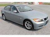 2008 Arctic Metallic BMW 3 Series 328xi Sedan #54684066