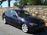 2008 Monaco Blue Metallic BMW 3 Series 335i Sedan #54683755