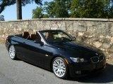 2007 Black Sapphire Metallic BMW 3 Series 328i Convertible #54683754