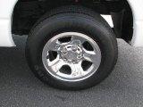 2007 Dodge Ram 1500 SLT Regular Cab Wheel