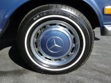 Mercedes-Benz SL Class 1971 Wheels and Tires
