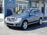 2012 Sapphire Grey Metallic Mercedes-Benz GLK 350 #54684308