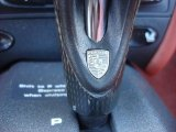 1999 Porsche 911 Carrera Cabriolet Marks and Logos