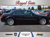 2008 Brilliant Black Crystal Pearl Chrysler 300 C SRT8 #54683673