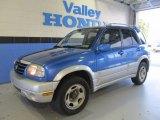 2005 Cosmic Blue Metallic Suzuki Grand Vitara LX 4WD #54683657