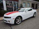 2010 Summit White Chevrolet Camaro LT/RS Coupe #54683959