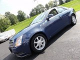 2009 Blue Diamond Tri-Coat Cadillac CTS Sedan #54683634