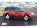 2009 Sangria Red Metallic Ford Escape XLT 4WD #54683630