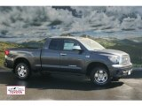 2012 Magnetic Gray Metallic Toyota Tundra Limited Double Cab 4x4 #54683626