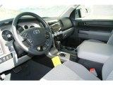 2012 Toyota Tundra TRD Double Cab 4x4 Graphite Interior