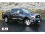2012 Magnetic Gray Metallic Toyota Tundra SR5 TRD CrewMax 4x4 #54683623
