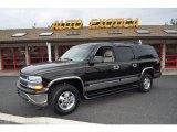 2001 Onyx Black Chevrolet Suburban 1500 LT 4x4 #54684233