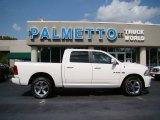 2010 Stone White Dodge Ram 1500 Sport Crew Cab 4x4 #54683938
